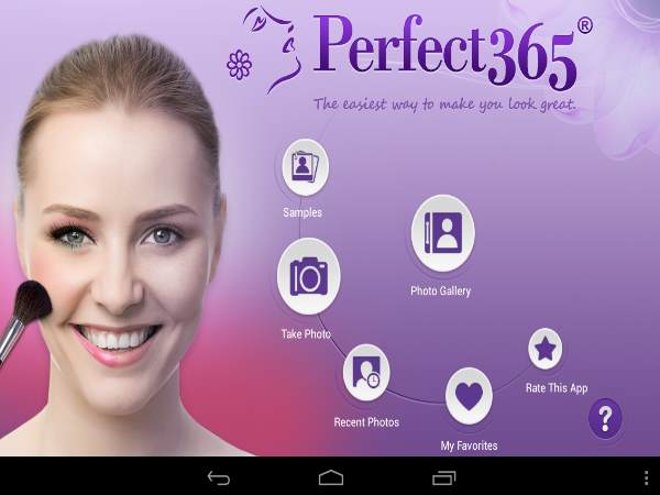 perfect 365 android