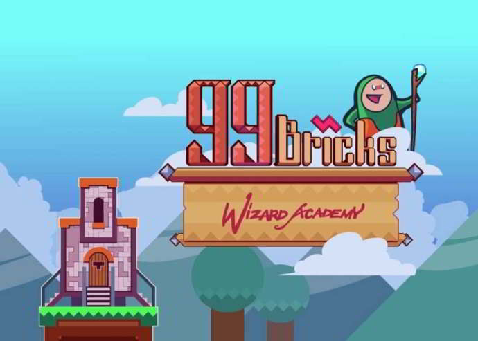 99 bricks wizard academy android