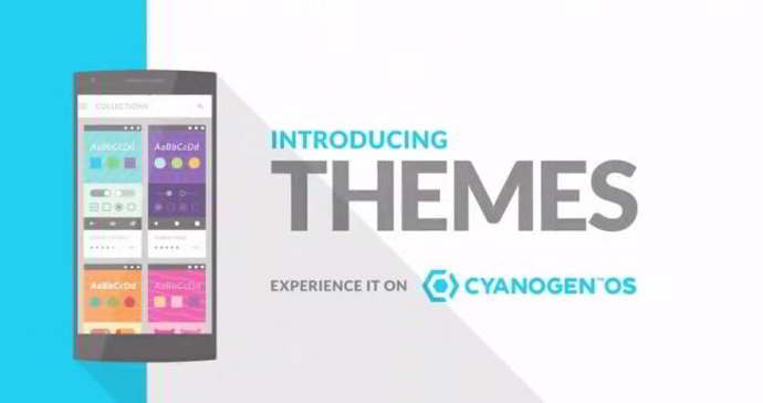 cyanogen themes android