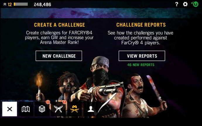 far cry 4 arena master android