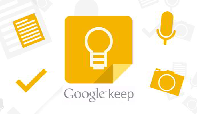 google keep material design android