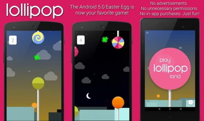 lollipop land android