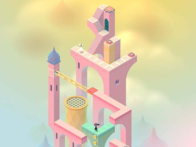 monument valley forgotten shores android