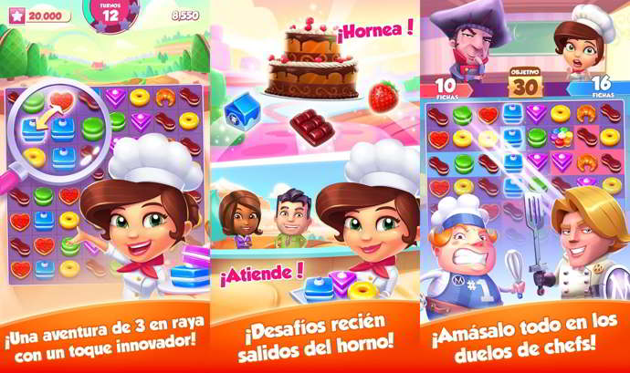 pastry paradise android
