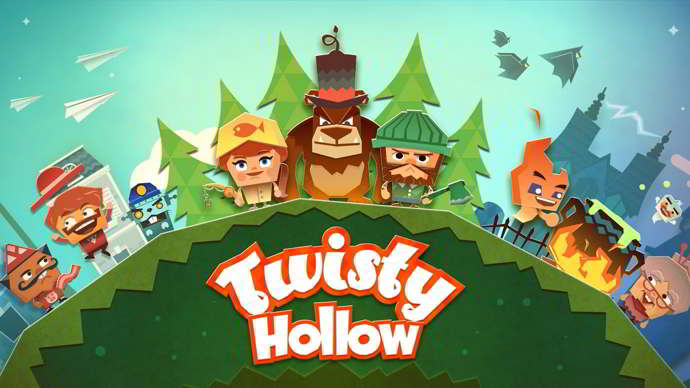 twisty hollow android