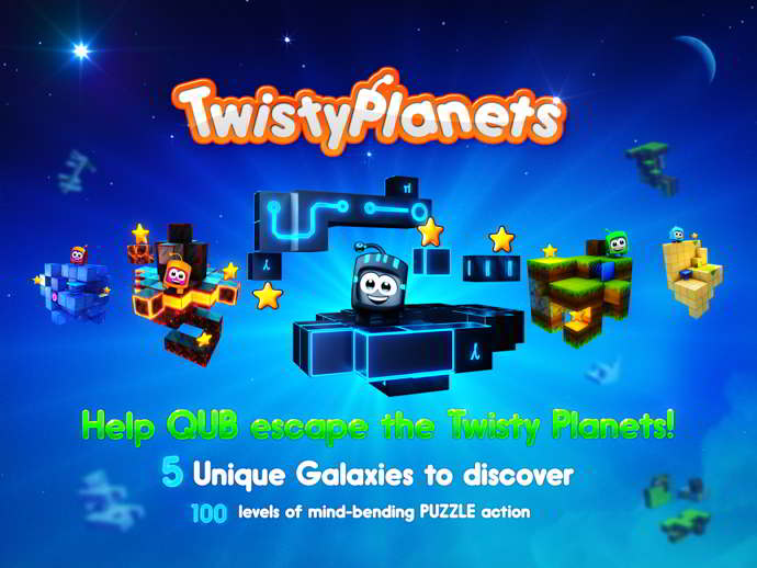twisty planets android