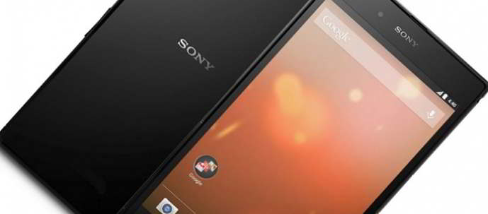android 5.0 xperia z ultra google play edition