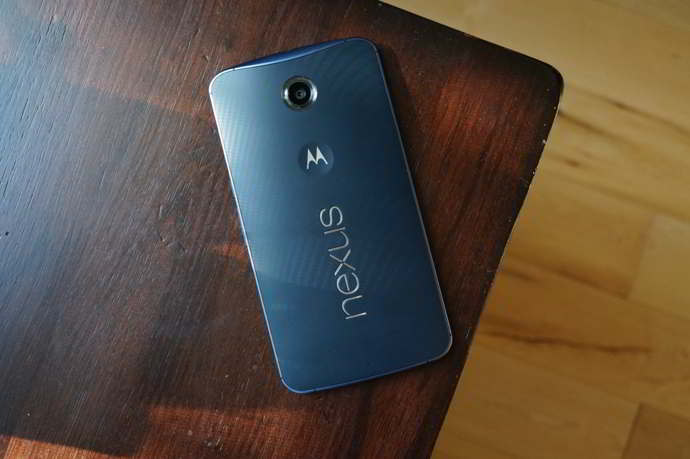 android 5.0.1 lollipop nexus 6