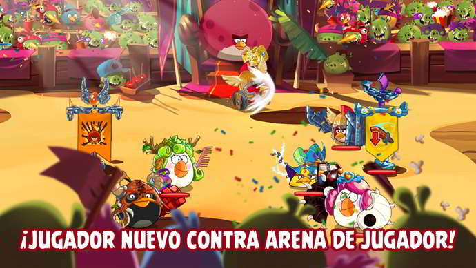 angry birds epic pvp android
