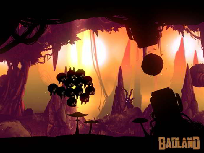 badland mejora 20 millones android