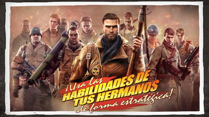 brothers in arms 3 android