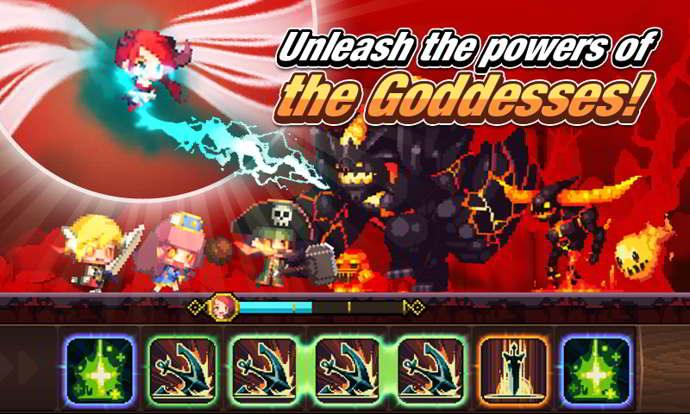 crusaders quest android