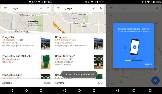 google maps v9.2 android