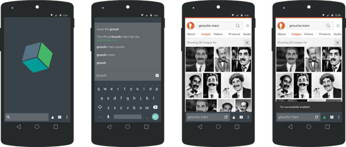 krypton anonymous browser android