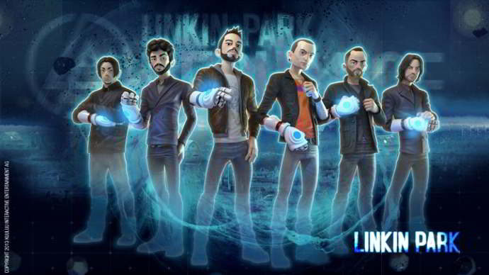 linkin park recharge android