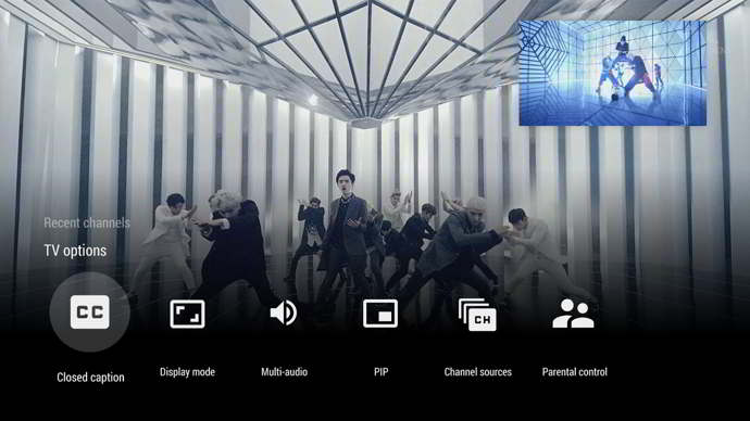 live channels for android tv