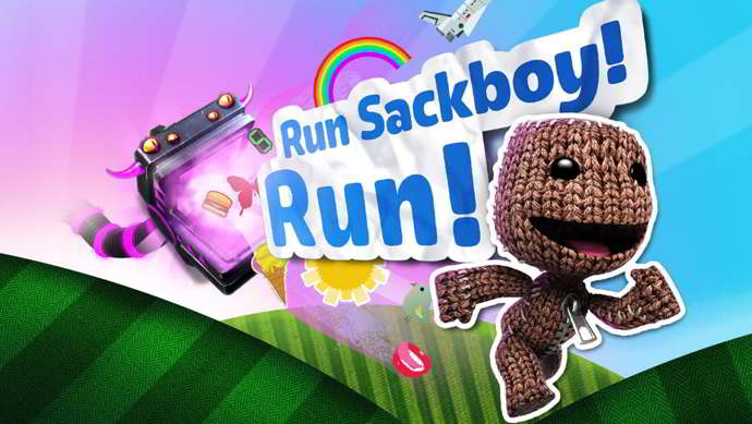 run sackboy! run! android