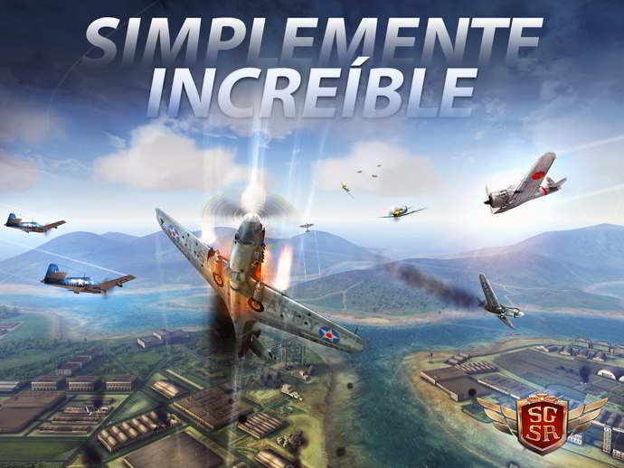 sky gamblers storm riders android