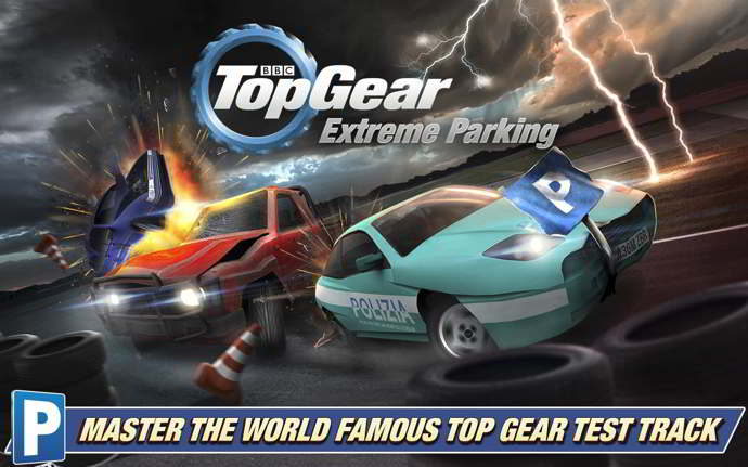 top gear - extreme parking android
