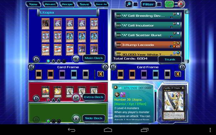 yu-gi-oh duel generation android