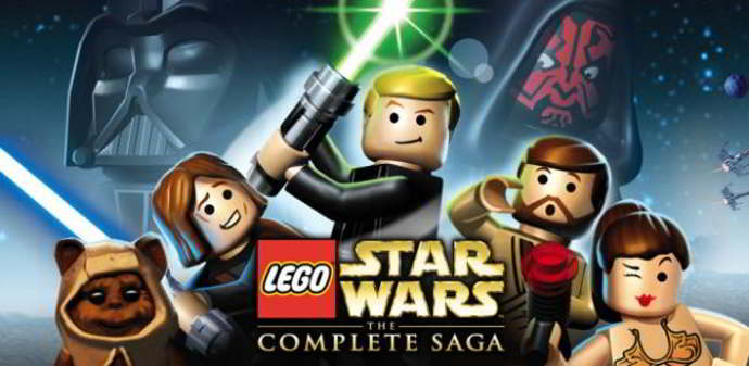 lego star wars the complete saga android