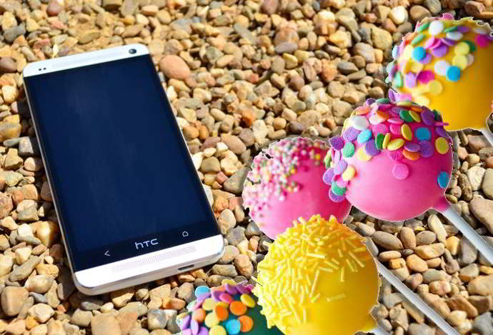 android 5.0.2 lollipop htc one m7