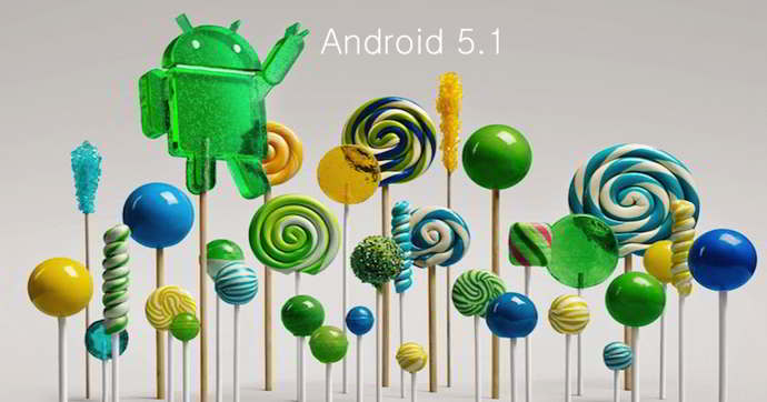 android 5.1 lollipop fecha