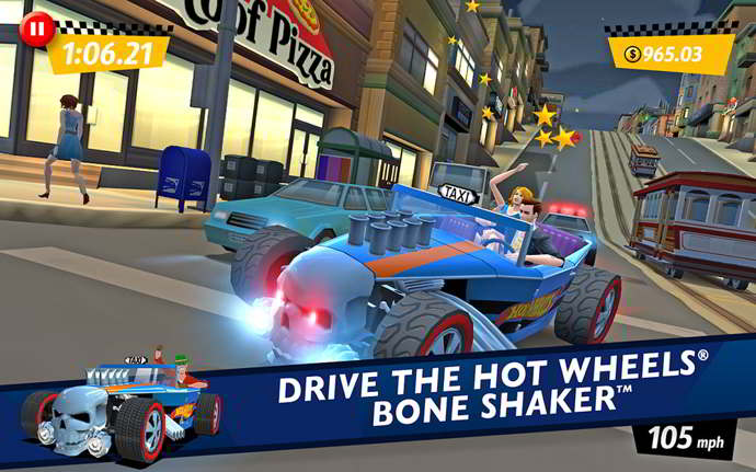 crazy taxi city rush v1.6.0 android