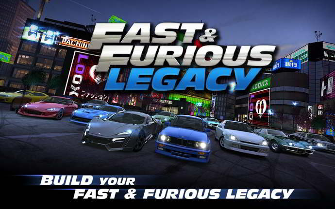 fast and furious legacy android