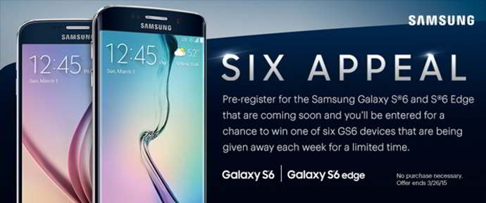 galaxy s6 promotional android