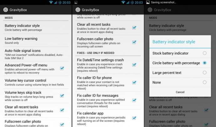 gravitybox android lollipop