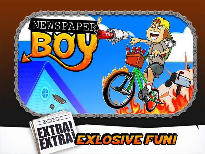 newspaper boy saga android