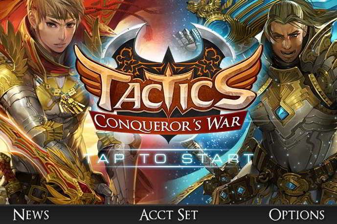tactics conqueror's war android