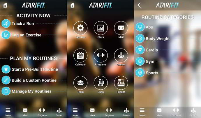 atari fit android