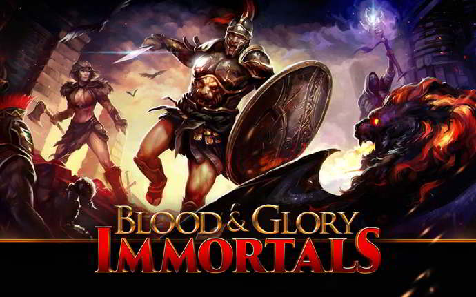 blood and glory immortals android