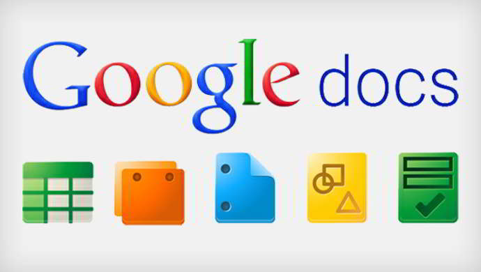 documentos de google android