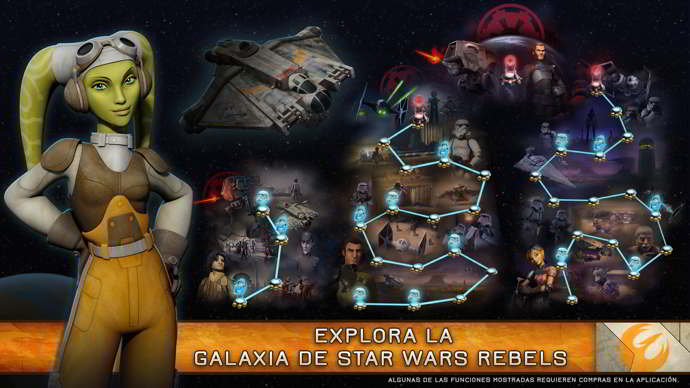 star wars rebels recon missions android