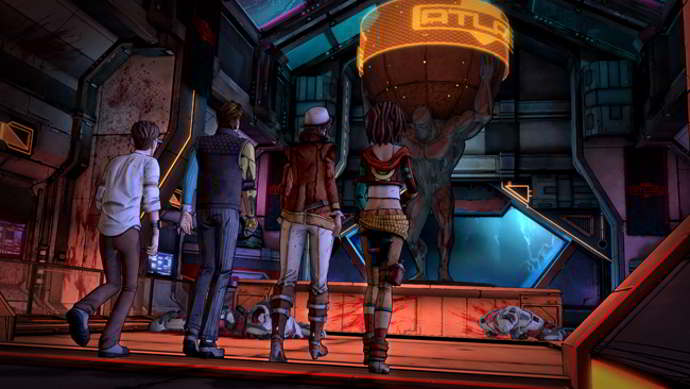 tales of borderlands android capitulo 2
