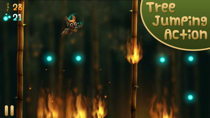 tree jump adventure android