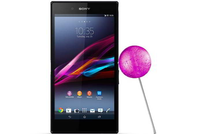 android lollipop xperia z1