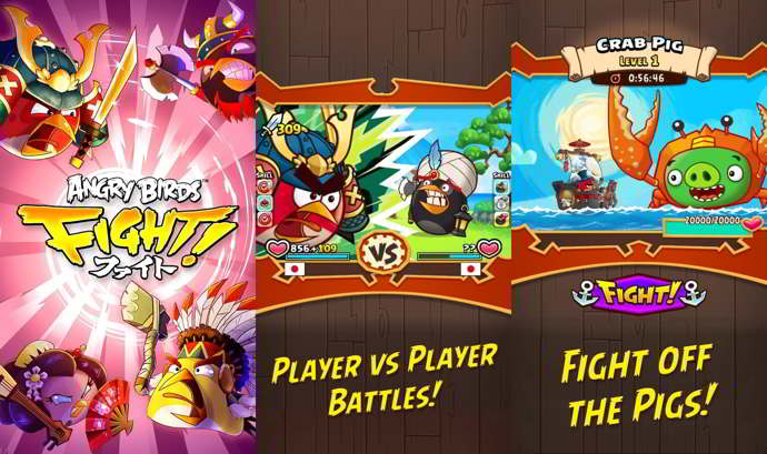angry birds fight android