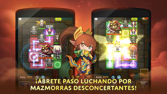 dungeon link android