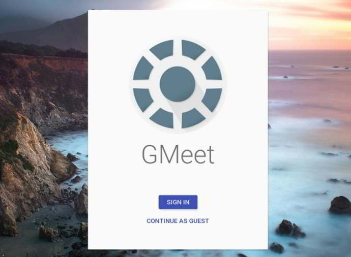 gmeet android