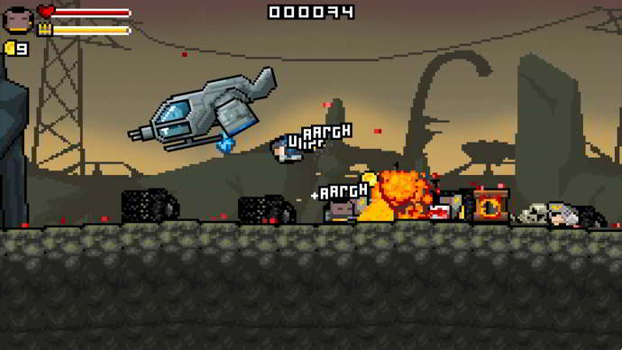 gunslugs ii android