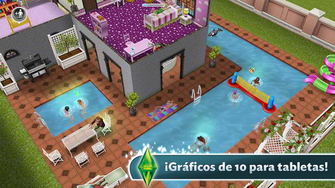 los sims free play android