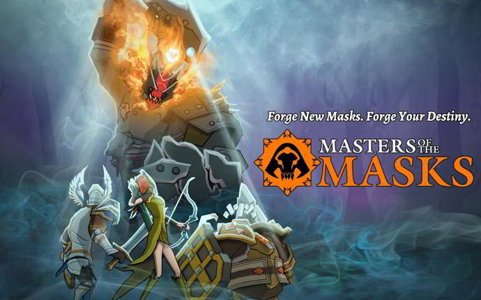 masters of the masks android
