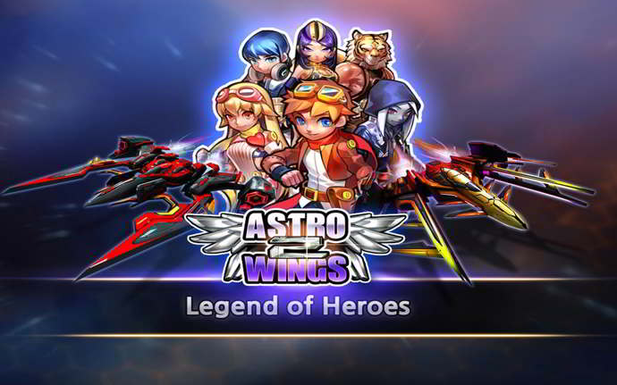 astrowings2 legend of heroes android