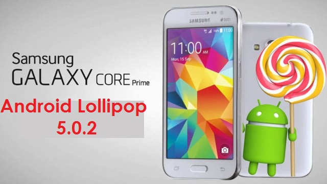 instalar android 5.0.2 galaxy core prime