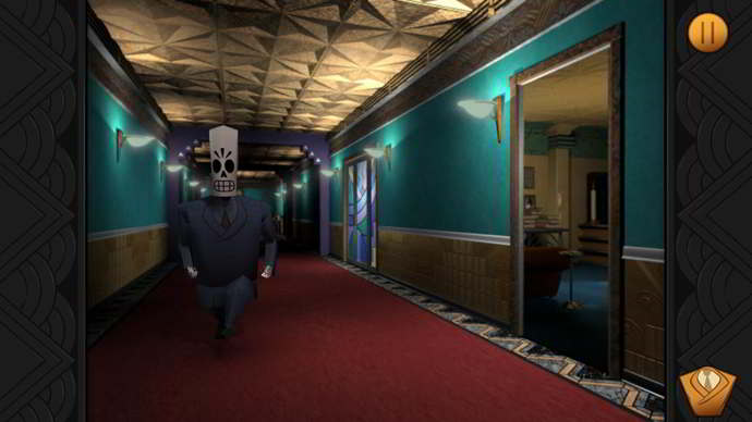 grim fandango remastered android