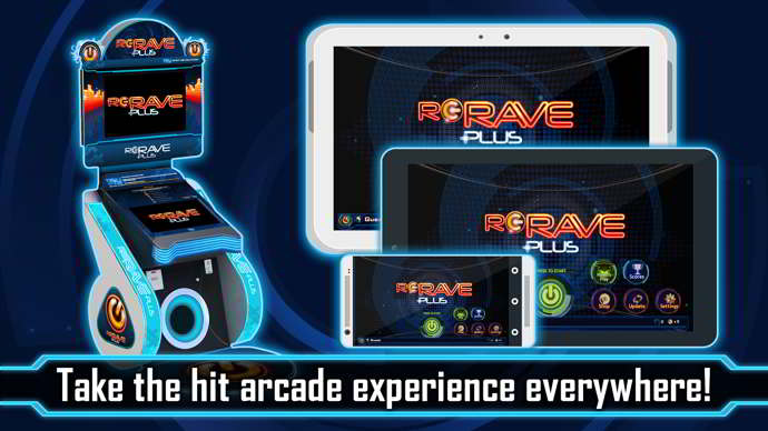 rerave plus android
